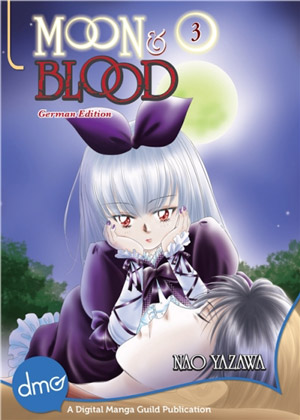 Moon & Blood Band 3 (German)