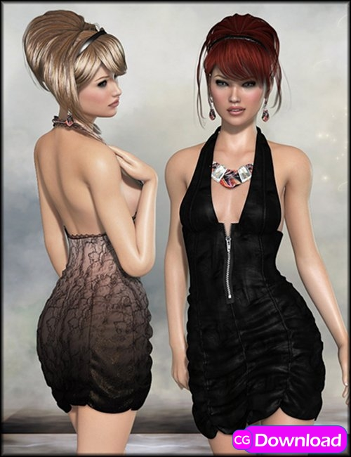 Download Sexy Girl Dress Textures Free