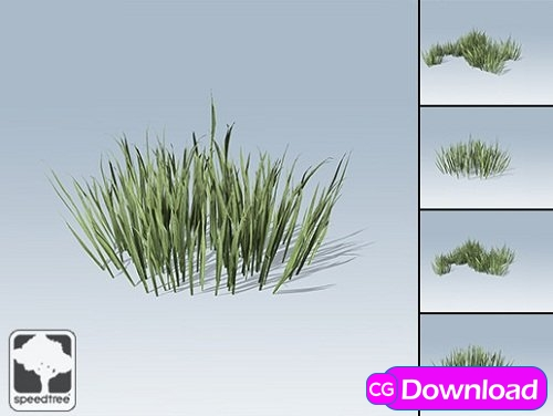 Download Thick Grass Package Free