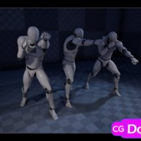 Download  Unreal Engine - Punch! Animation Pack Free
