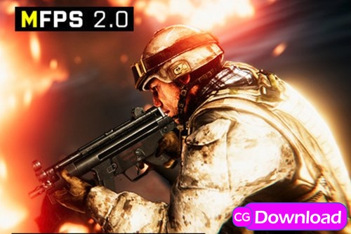 Download  Unity Asset Store – MFPS 2.0: Multiplayer FPS v1.6 Free