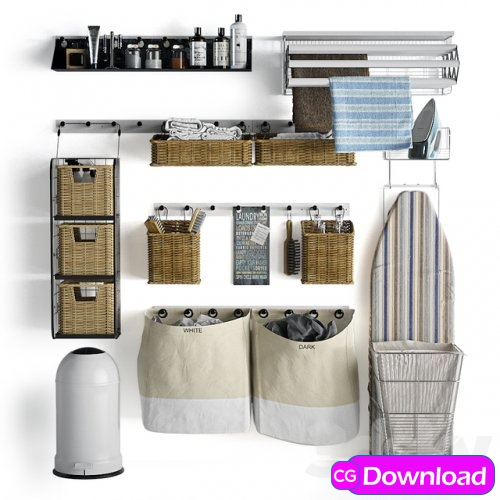 Download  Laundry decor 2 Free