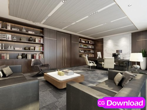 Download  Office & Meeting Room 115 Free
