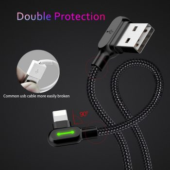 Fast Charging iPhone USB Cable 8