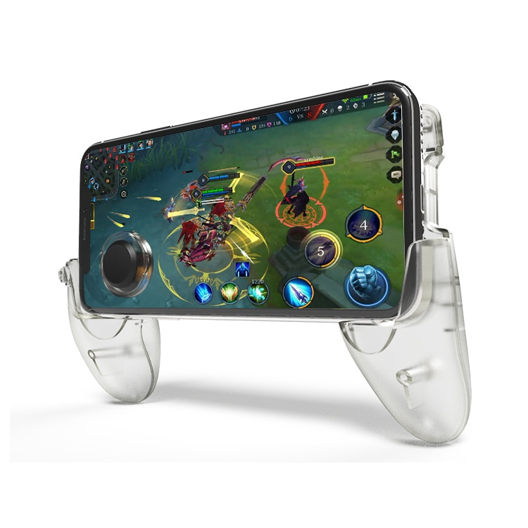 Integrated Handheld Mobile Game Controller 2