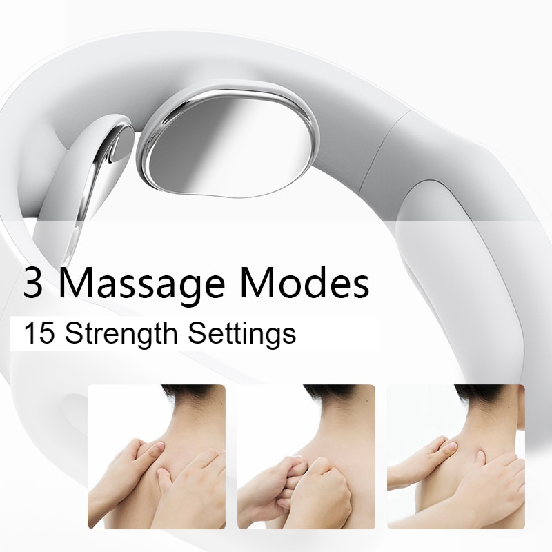 Intelligent Neck Massager 3