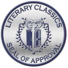 literary-classics-seal-of-approval for A TIME TO LOVE IN TEHRAN by CG FEWSTON