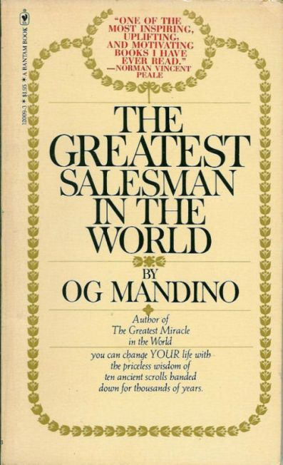 The Greatest Salesman In The World 1968 By Og Mandino