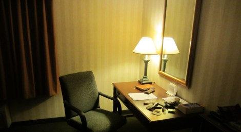 whte hotel room 1