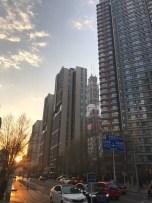 Downtown Beijing (Photo: CG FEWSTON)