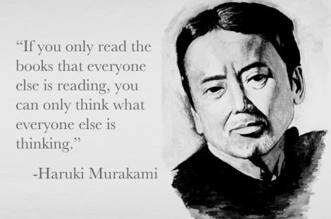 murakami quote