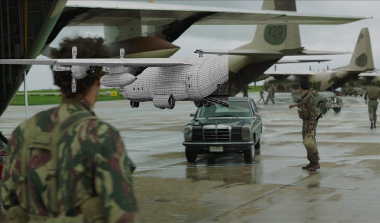 ENTEBBE: VFX BREAKDOWN BY BLUEBOLT