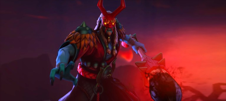Dota 2's newest hero, Grimstroke, is playable now