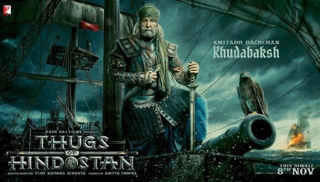 Thugs Of Hindostan - Official Trailer   Amitabh Bachchan   Aamir Khan   Katrina Kaif   Fatima