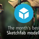 Sketchfab's models of the month: August 2018