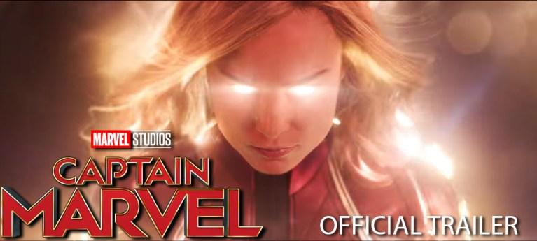 Marvel Studios' Captain Marvel - Official Trailer