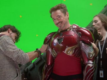 Avengers: Infinity War – Behind the Scenes