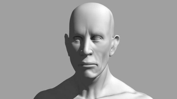 Bodybuilder Character Sculpting in Mudbox | CGHOW