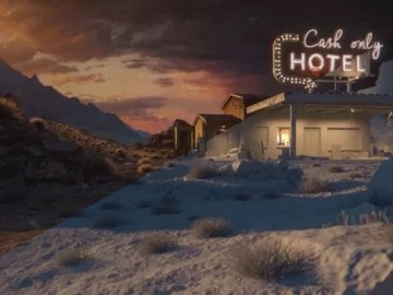 Cash only hotel 3D Breakdown