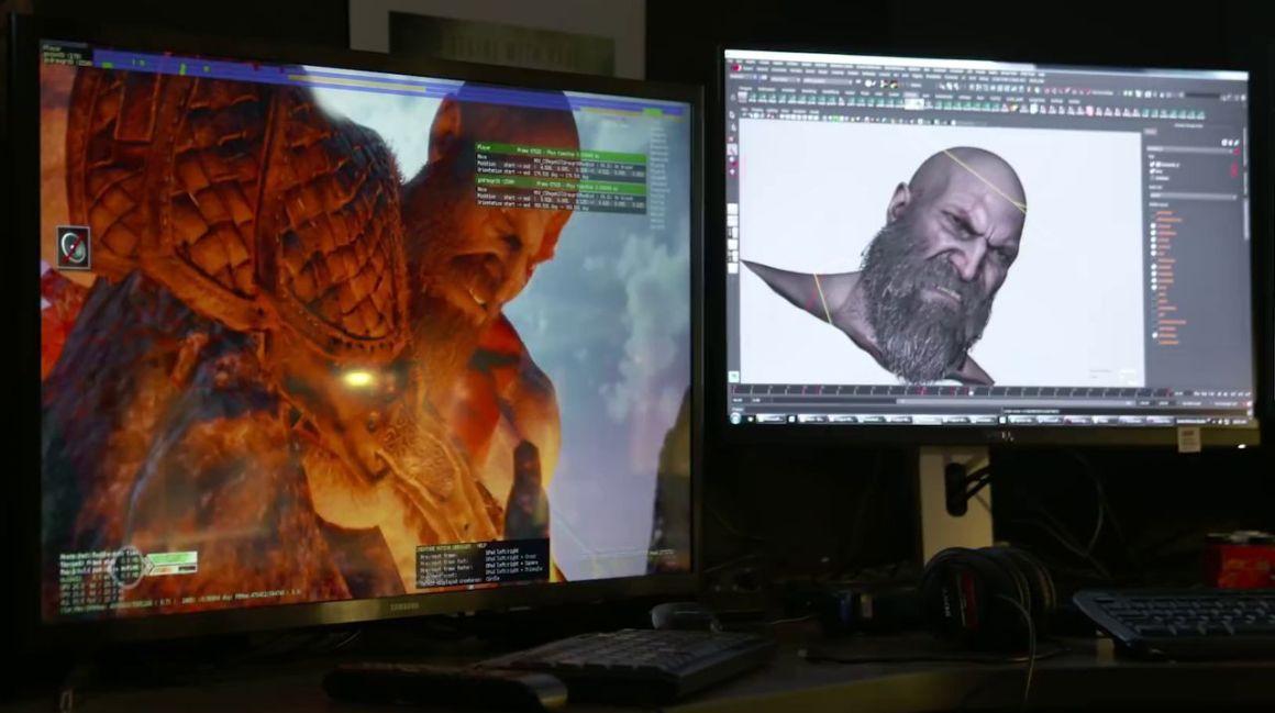 God of War – Behind the Scenes