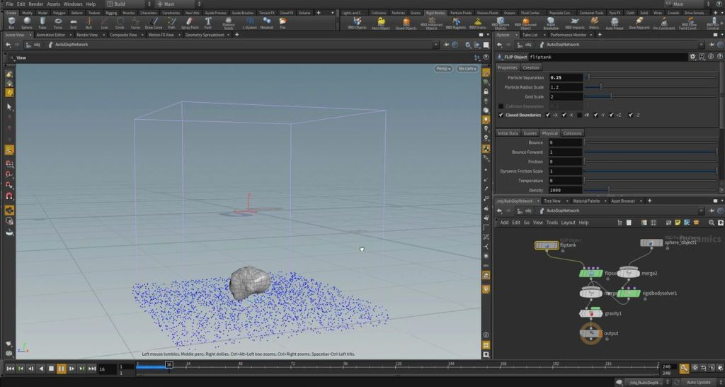 Houdini for Games