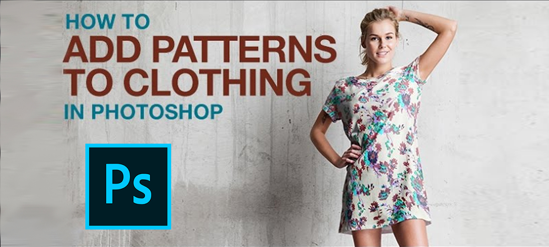 How to Add Patterns to Clothing in Photoshop