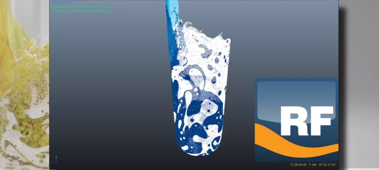 How to Create Foam for Dyverso Fluids in RealFlow 10