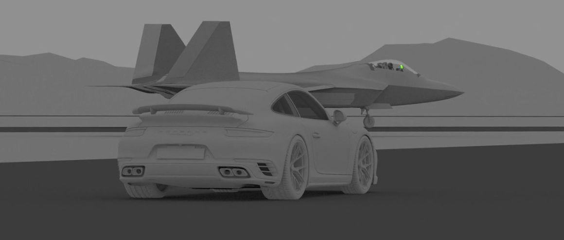 Making of Porsche Encounter by Bipolar Studio