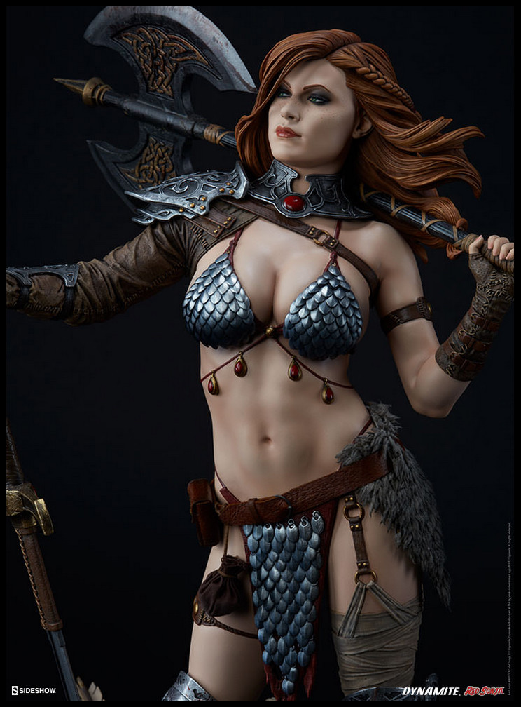 Red Sonja by Steve Lord