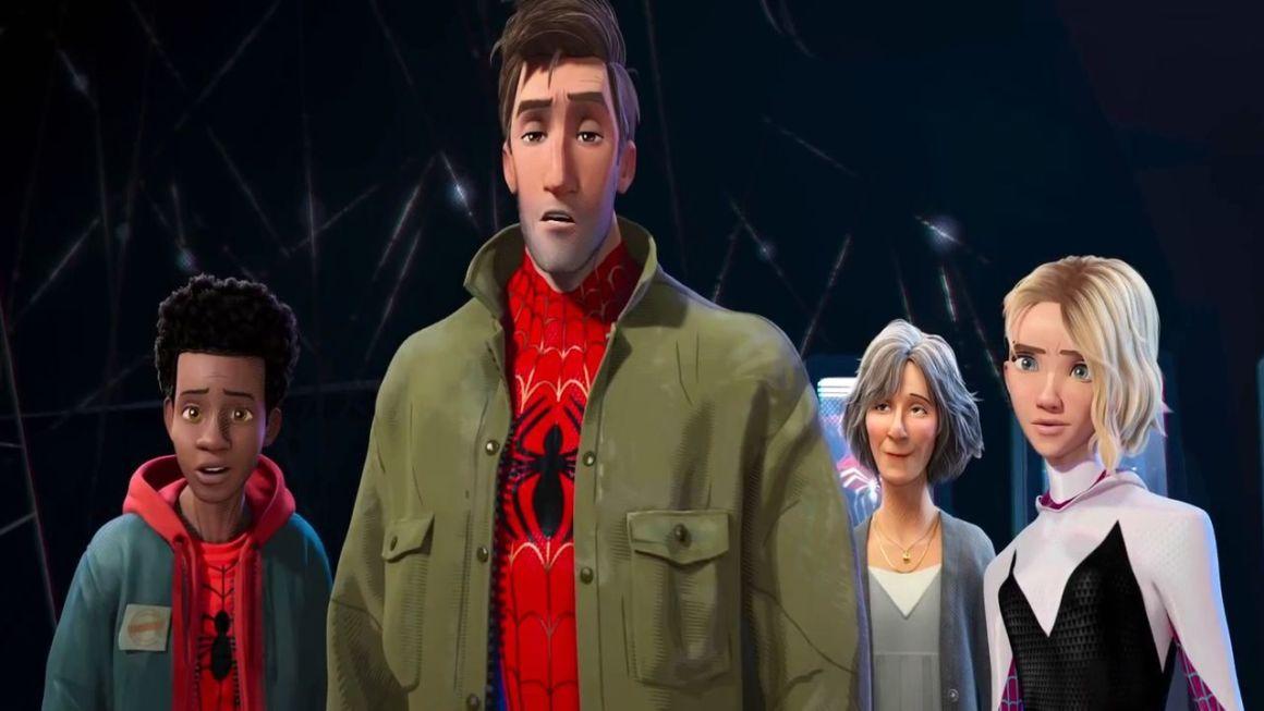 Spider-Man Into The Spider-Verse
