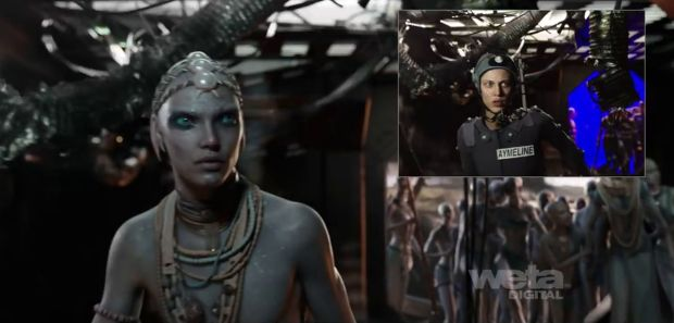 Valerian and the City of a Thousand Planets VFX Breakdown