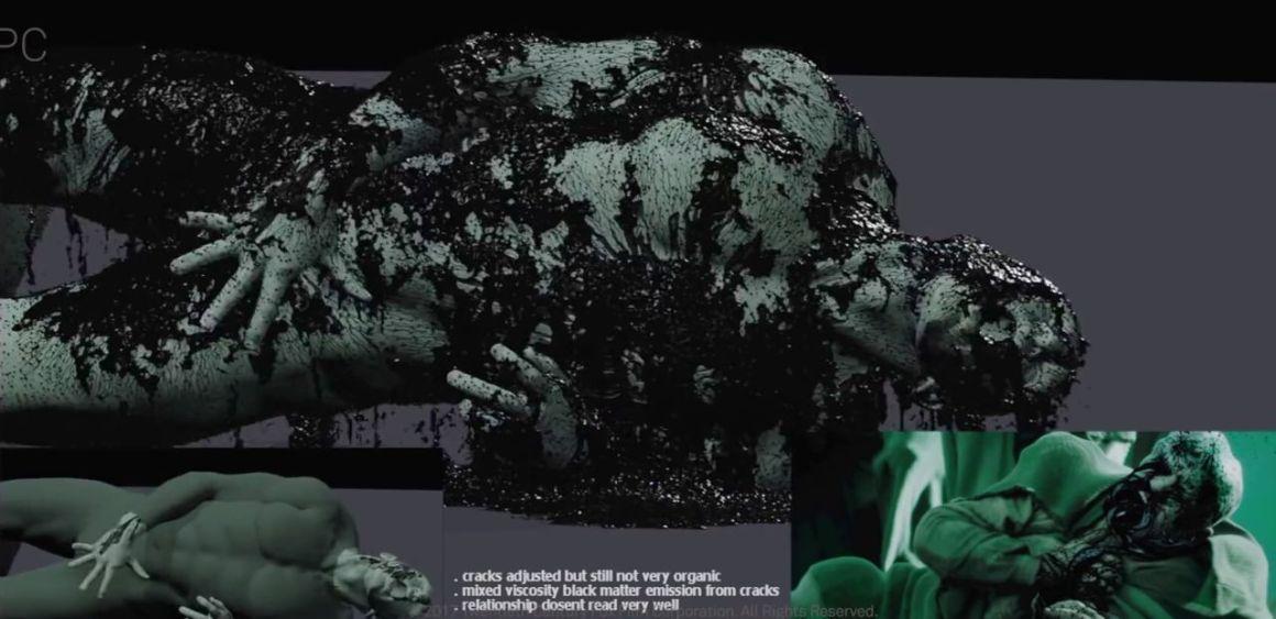 Alien Covenant – Flashback Sequence VFX Breakdown
