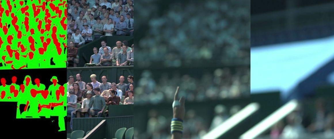 Borg McEnroe VFX Breakdown
