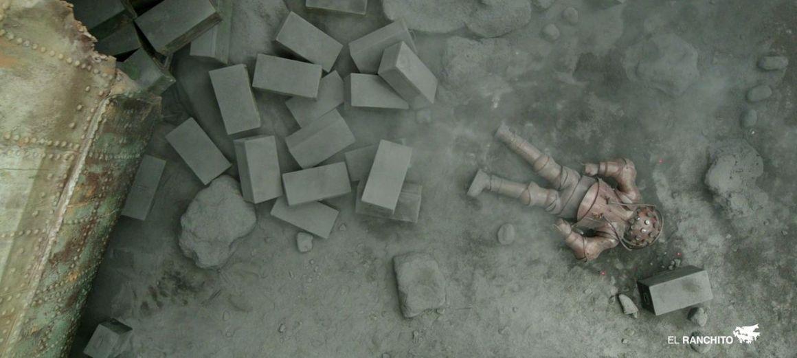 Cold Skin VFX Breakdown