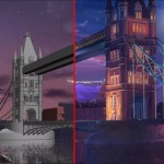Disney 360 Ident VFX Breakdown