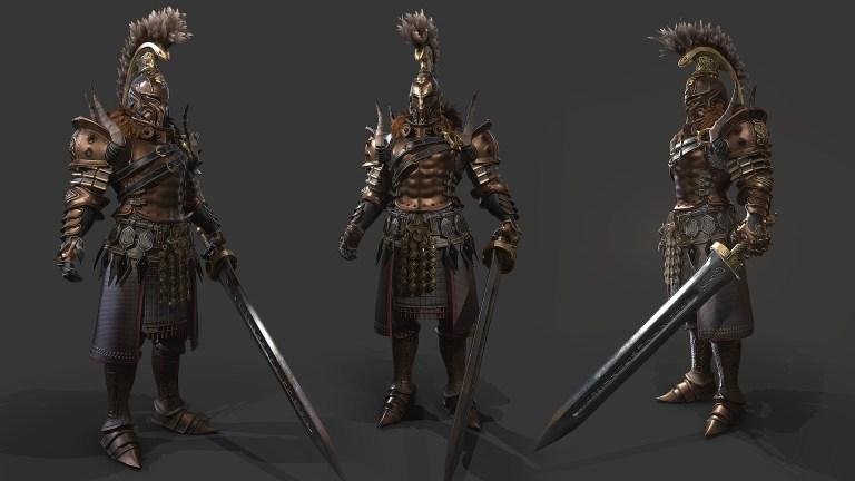 Fullplate Knight Armor by Jeony Jeony