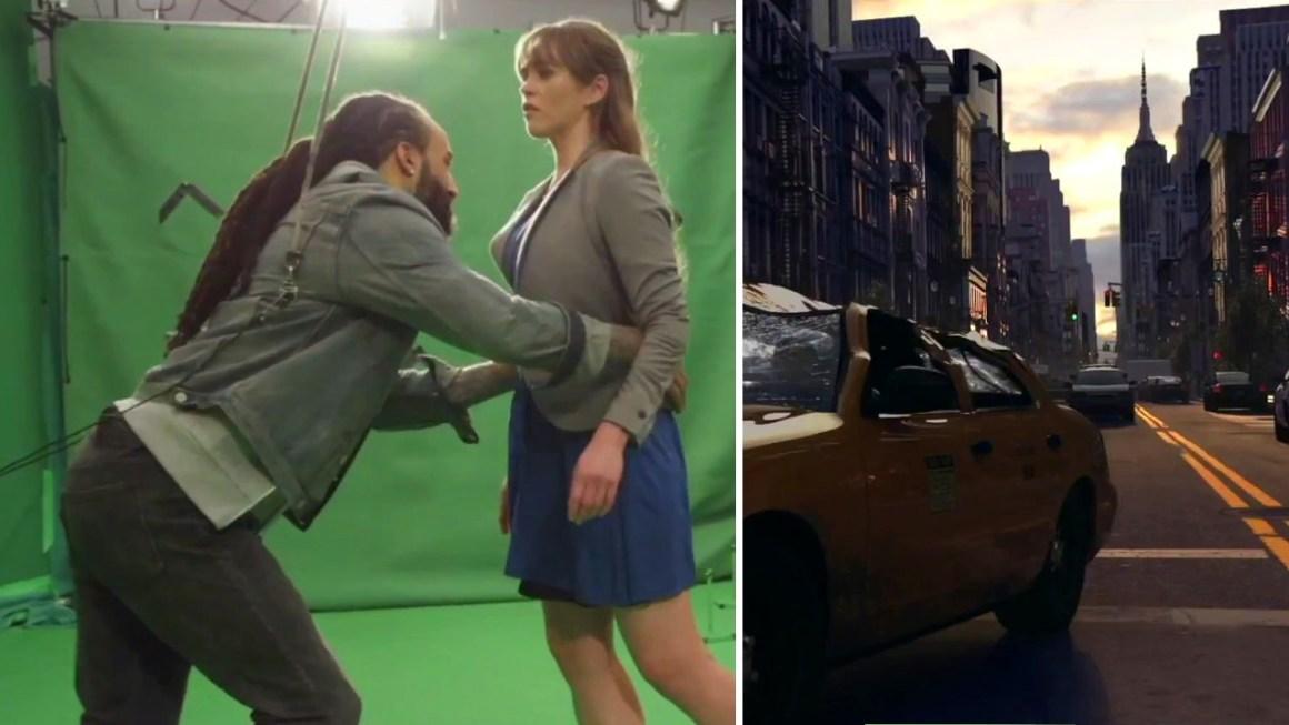 Happy Valentine's Day VFX Breakdown