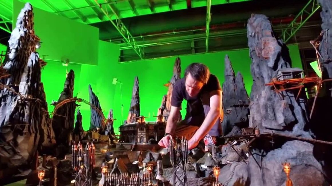 Making of Early Man