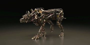 Making of Kingsman: The Golden Circle – Robot Dogs