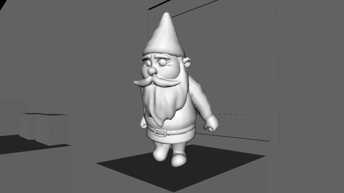 Making of MediaMarkt – Garden Gnomes