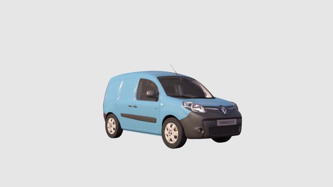 Making of Renault The Postman