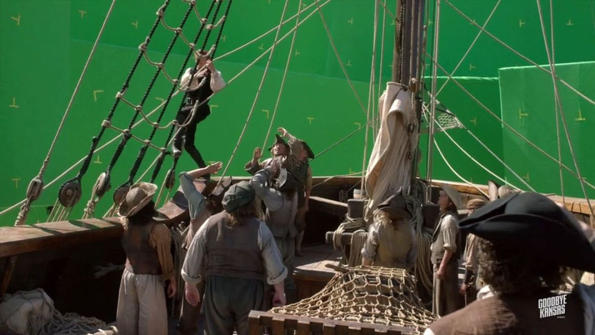 Outlander Season 3 VFX Breakdown