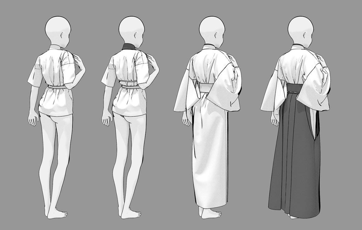Manga shader renders #2