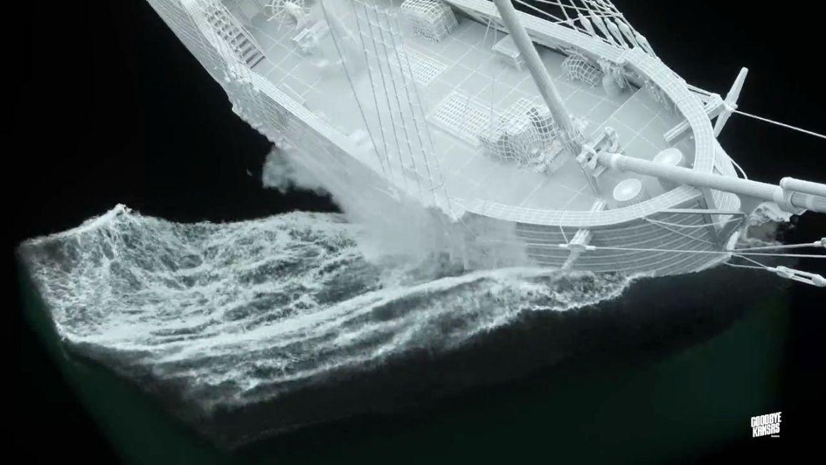 Outlander Ep 313 VFX Breakdown