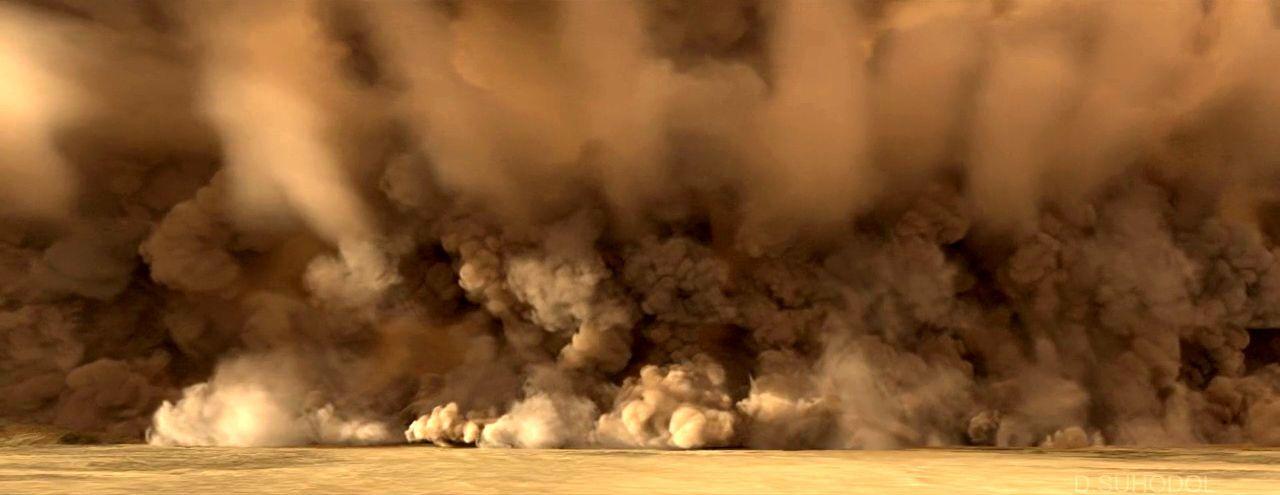 Sandstorm VFX Breakdown   CGHOW