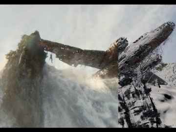 TOMB RAIDER: VFX BREAKDOWNS BY SCANLINE VFX
