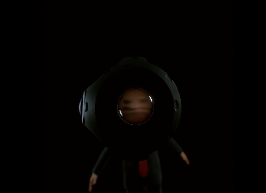 Wide Awake VR (macinnesscott) by Lukas Hajka