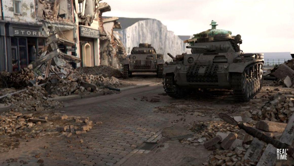 World of Tanks: War Stories VFX Breakdown