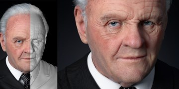 Dr. Robert Ford - Anthony hopkins by brahim azizi