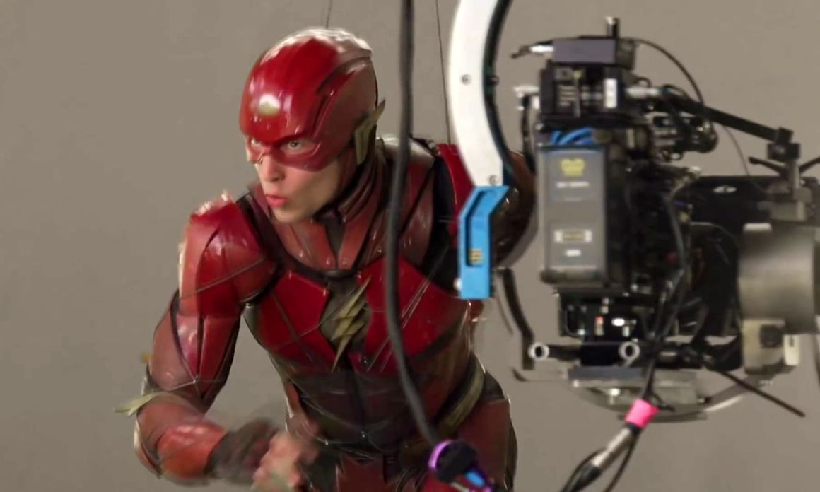 Justice League Behind the Scenes